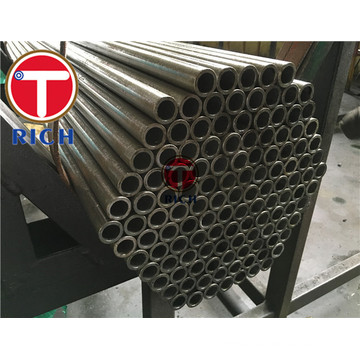Dom S355j2h SA179 Bright Annealing Seamless steel Tube