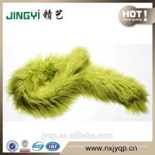 2017 Wholesale Soft Tibet Mongolian Lambskin Scarf