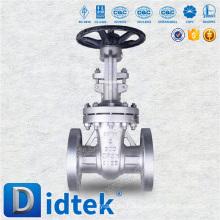 Válvula de compuerta Didtek API6D WCB