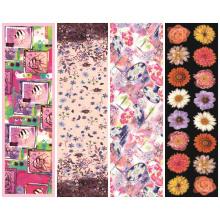 Wholesale 100% Pure Silk Custom Printed Scarves (C-031)