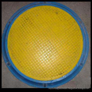 High Strength FRP Moulded Well Cover