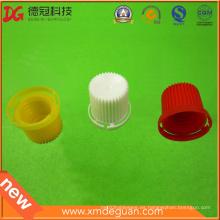 Tornillo de plástico de grado alimentario tapa de la botella de agua