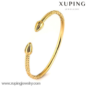 51079 Fashion dubai gold bangle, 24k Gold Color costume jewelry