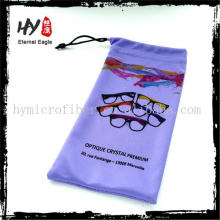 Brand new cute eyeglasses case /best quality nylon material sunglasses bag