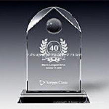 Prêmio Placa de Pinnacle Golf 1019