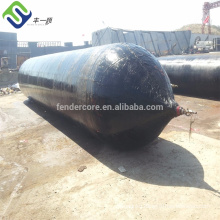 Intense pneumatic marine fender for ship launching made in China
