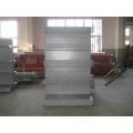 Supermarkt & Store Display Ausrüstung / Metall Gondel Lagerregal & Rack System
