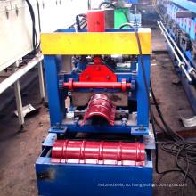 Оцинкованная сталь с полимерным покрытием кровельная холодная листовая radge Cap профилегибочная машина