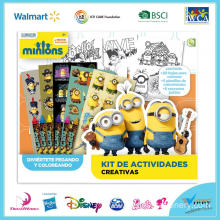 Minions Creative Activity Kit