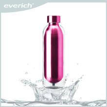 Hochwertige Edelstahl-Werbe-Metall-Wasser-Flasche
