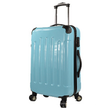 Wholesale Colorful ABS+PC Trolley Travel Luggage, Bags & Cases