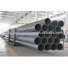 Tubulação de aço LSAW