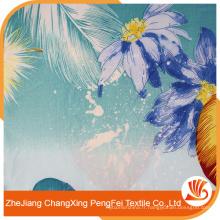 Nouveau tissu d'impression en plume pour textile domestique de haute qualité