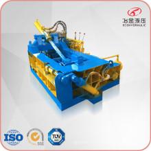 Mobile hydraulische horizontale Metall-Schrott-Ballenpressen-Ausrüstung