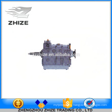 Yutong Kinglong Higer bus parts Six gear Synchronous machine type mechanical transmission for S6-90