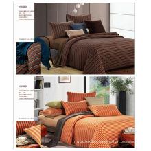 Best seller 100% cotton knitted bedding set