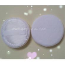Pure Cotton Custom Baby Kosmetik Pulver Puff mit Stick