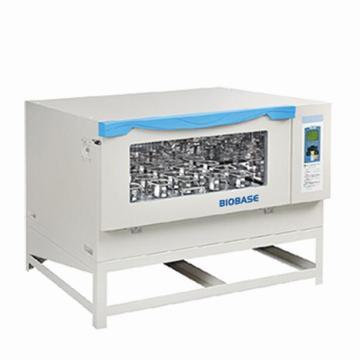 Incubadora de agitação de grande capacidade empilhada com baixo ruído