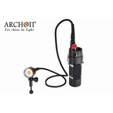 Lampe vidéo sous-marine Archon LED 6500lm avec Ce et RoHS