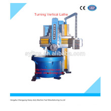 CNC coluna única vertical preço do torno oferecido pela coluna única Vertical Torno fabricação
