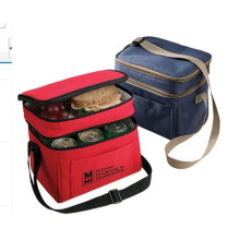 Guangzhou Supplier Tote Ice Cooler Bags Picnic Lunch Insulated Handbag (NM-CC-038)