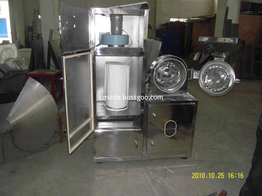 30B Universal Dust Absorption Mill