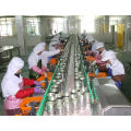equipo semiautomático de la máquina de llenado de enlatado de sardinas