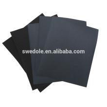 Lixa de carbeto de silício preto, ferramentas de moagem.