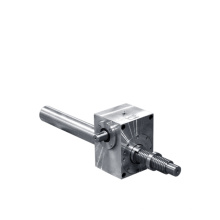 Customized Chinese manual worm bevel gear screw jack
