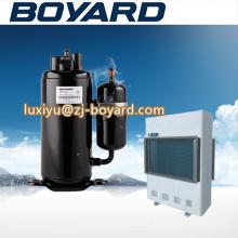 2015 meilleur Vends 220v/50Hz QXR-33F btu 20000 ac compressor Montage support utilisation déshumidificateur