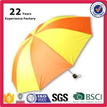 Promotional Fashion Ladies 21 Inch Foldable Super Mini Slimline Travel Pocket Size Umbrella