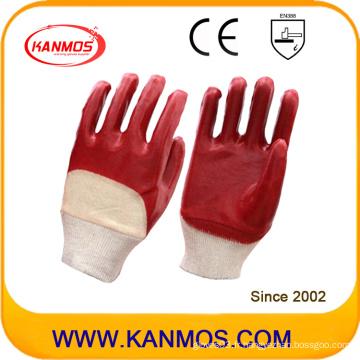 Gants de travail de sécurité industriels antidéflagés en PVC (51101)