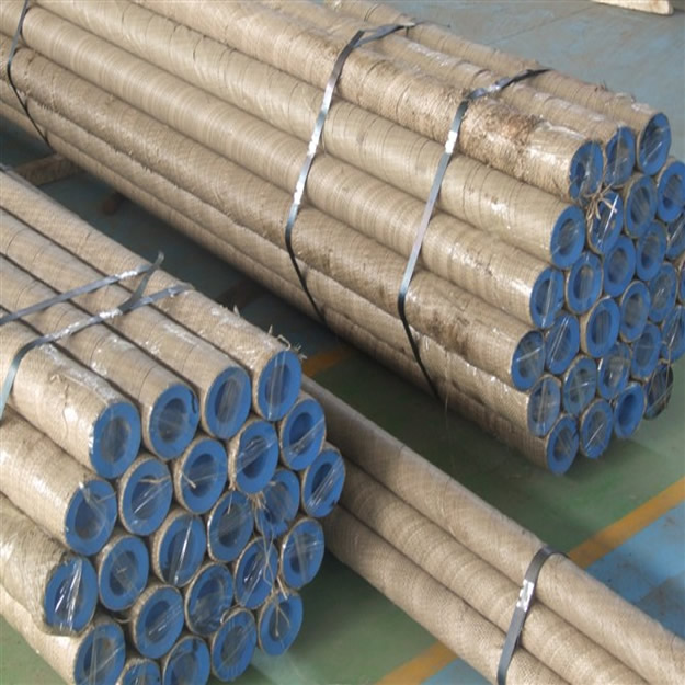 ANSI b36.10 seamless steel tube