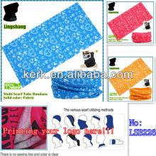 Cheap printed Custom made cheap bandana for sale face bandana print,LSB226