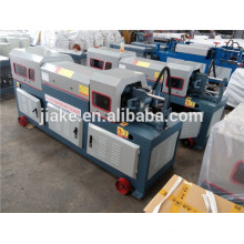 High speed wire straight and cut machine