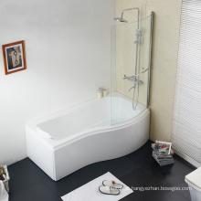 Banheira de chuveiro e duche de estilo popular