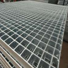 Rostfritt Plug Steel Bar Grating