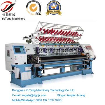 Duvet Quilting Making Machine Ygb128-2-3