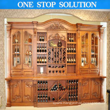 Fashion Design Commercial Wine Racks