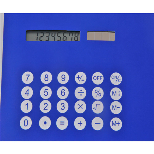 PU Mouse Mat Wih Calculator