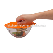 Top quality factory price silicone sealing lid silicone lid silicone pot lid