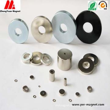 Neodynium-Magnet Starker gesinterter NdFeB Magnet-Bewegungs-Magnet