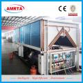 Refroidisseur d'eau refroidi par air à vis R407C / R410A / R134A