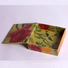 Custom Made Common Color Magnet Flip Gift Box