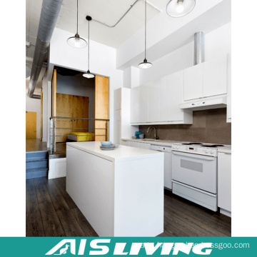 Australia Standard Custom Made Kitchen Cabinets Furniture (AIS-K489)