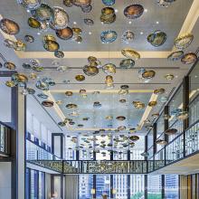 Luxus Ball Kronleuchter Hotel Project Led Light