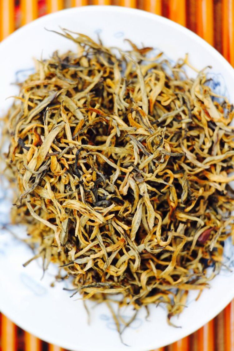 dianhong black tea-1