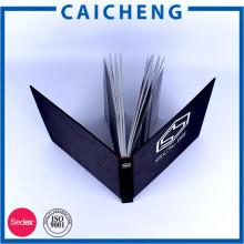 Высокое качество шить связывания дешевые Твердый переплет книги печати