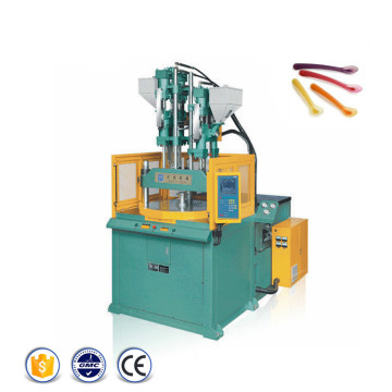 Multicolor Injection Molding Machine with Servo Motor System