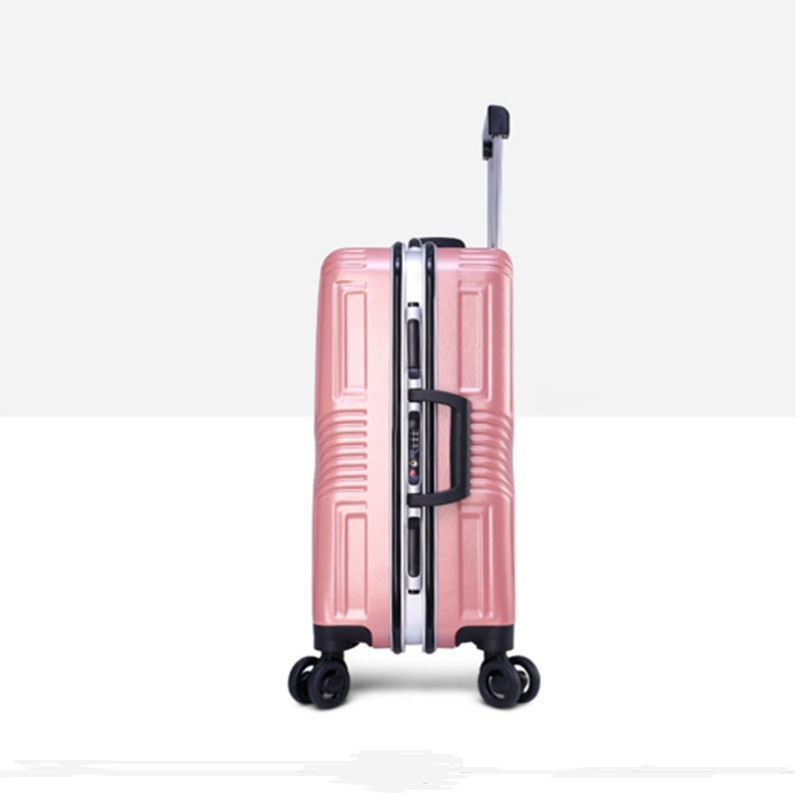 new fashion abs+pc luggage